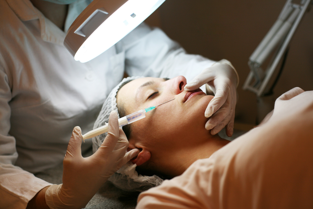 Botox For Improving Facial Scarring